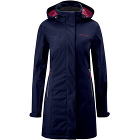Maier Sports Biggi Abrigo Softshell Mujer, night sky